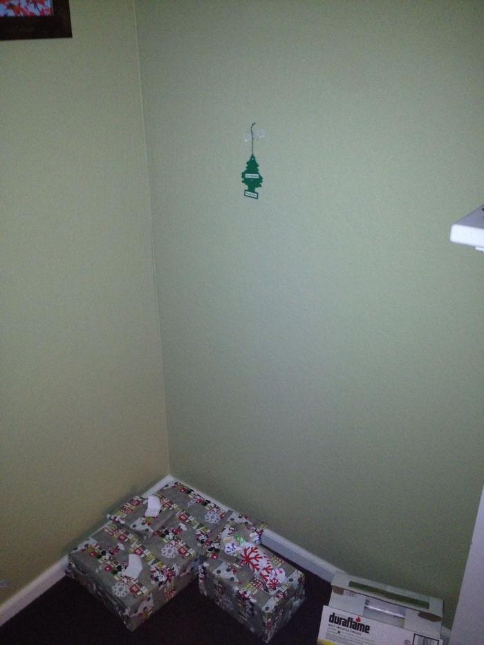 Pon El Árbol De Navidad, Decían...