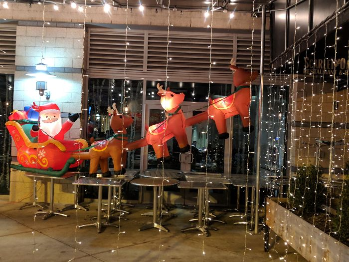 Santa, Dicksin, Dicksin, And Dicksin