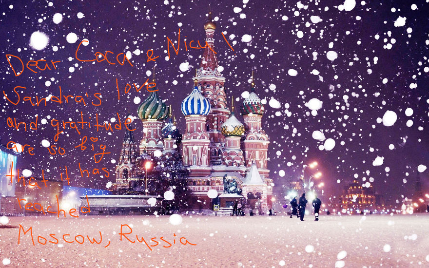 From Moscow With
