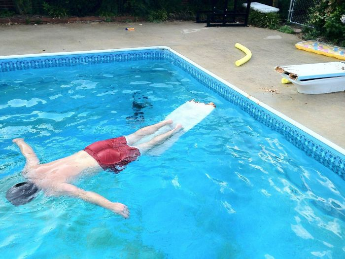 My Friend Said He Could Be An Olympic Diver… This Is What Happened