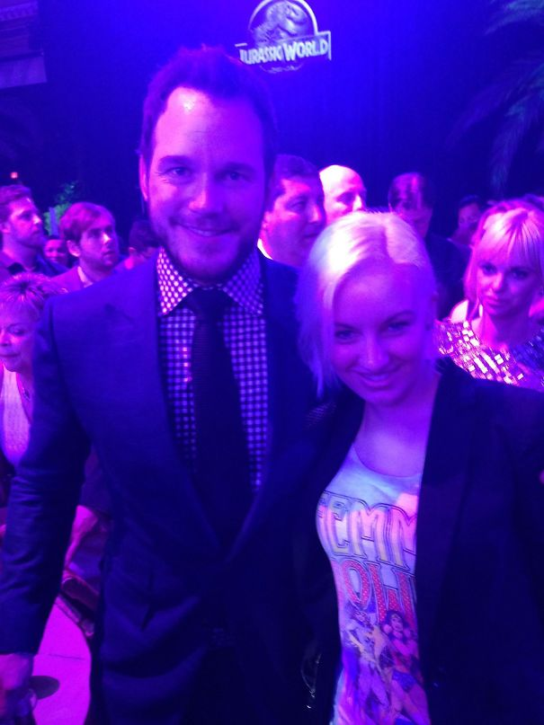My Wife Met Chris Pratt... Anna Faris Didn't Approve