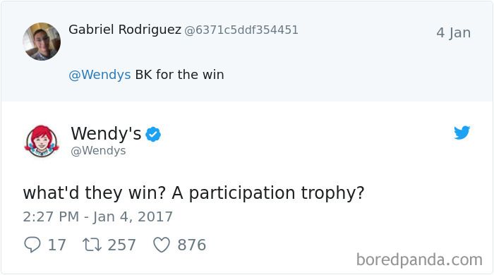 Fair Play By Wendy's