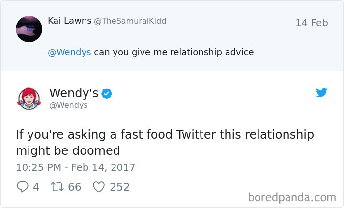 Wendy's Roasts