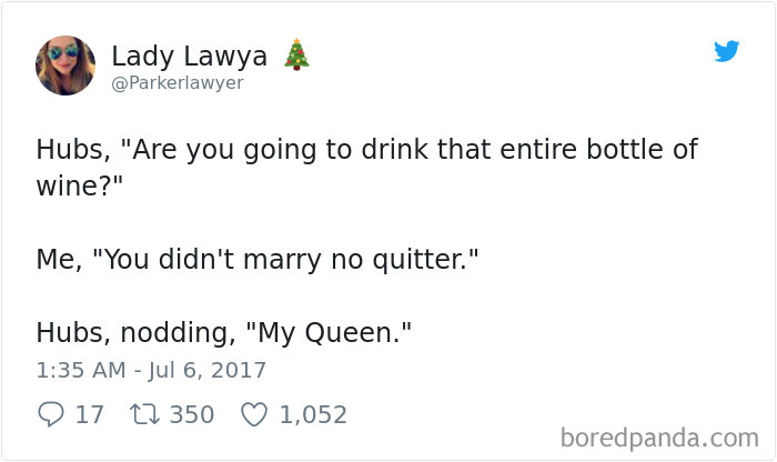 Funniest Marriage Tweets Of 2017