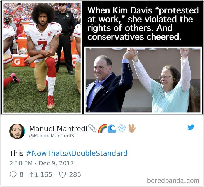 Double-Standard-Tweets