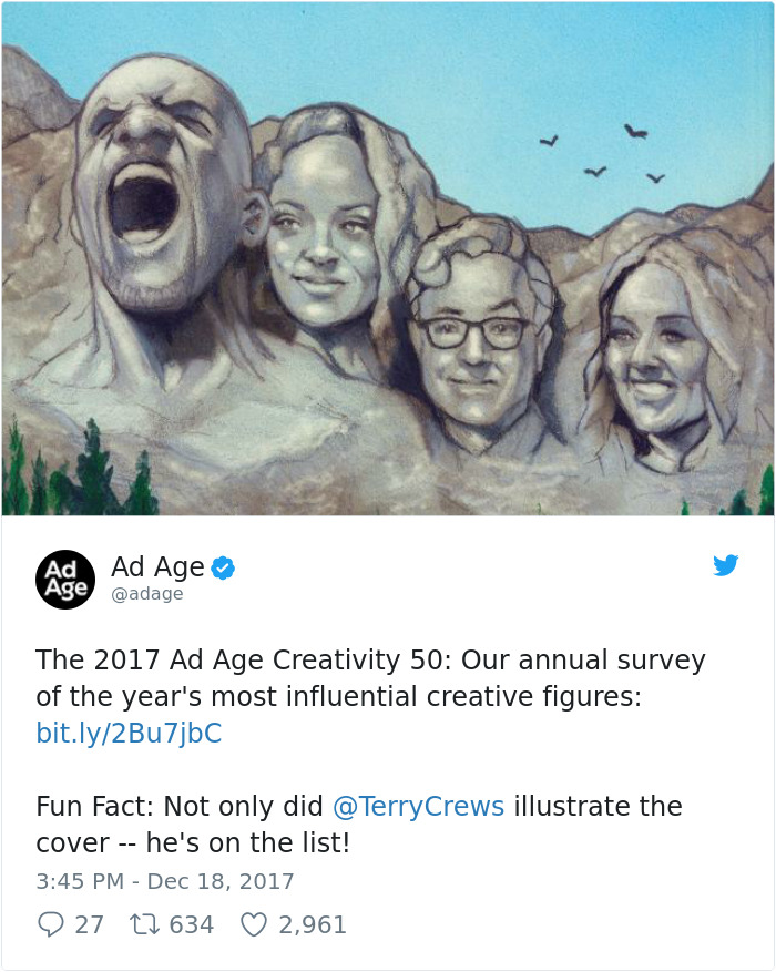 Internet Is Surprised To Realize Terry Crews Is Also A Talented Illustrator, And Here Are Some Of His Artworks