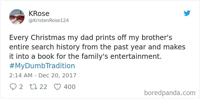 Funny-Dumb-Family-Tradition-Tweets-Jimmy-Fallon