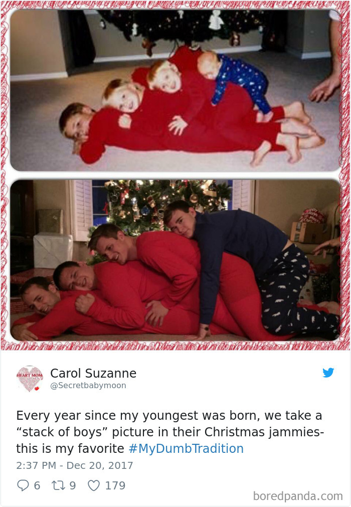 Funny-Dumb-Family-Tradition-Tweets-Jimmy-Fallon