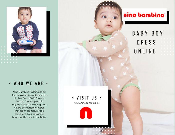 Baby Boy Dress Online | Romper For Baby Boy | Newborn Baby Boy Clothes