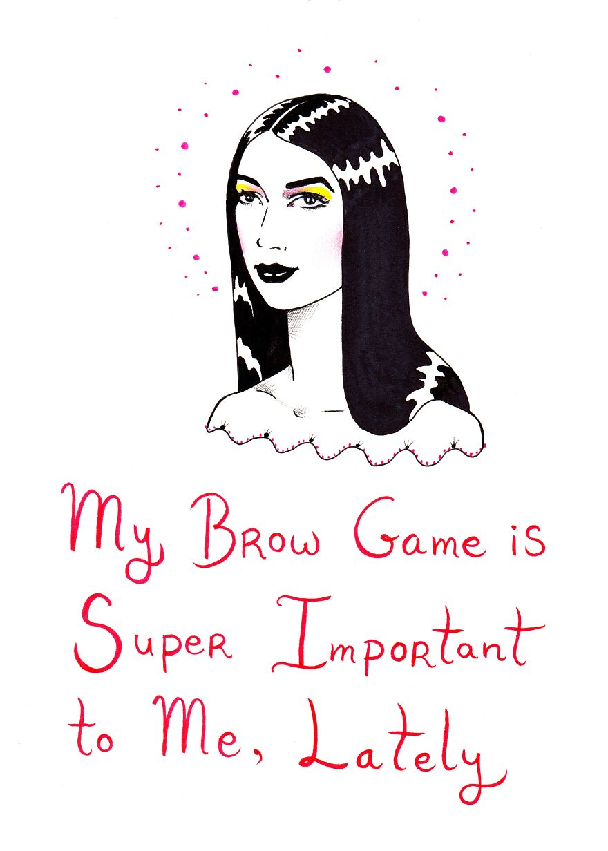 Brow Game Gurl