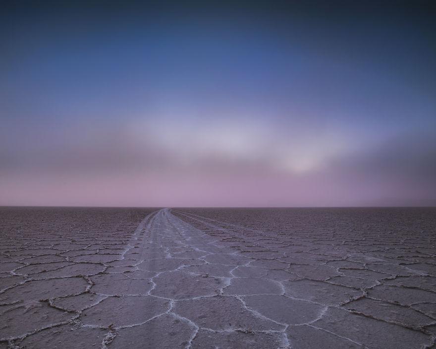 Uyuni Salt Flat And Surrounding Areas