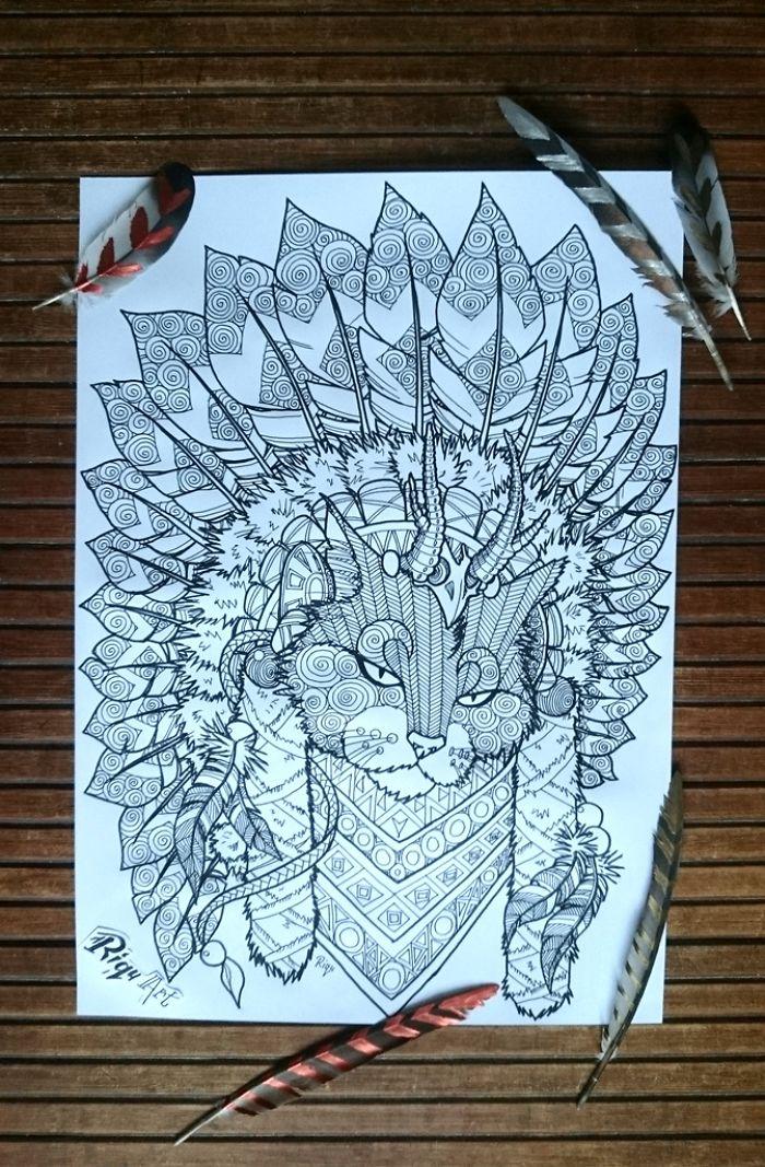 Arr - Warrior
