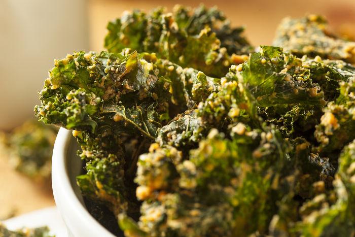Eating Super Foods? Try Kale!