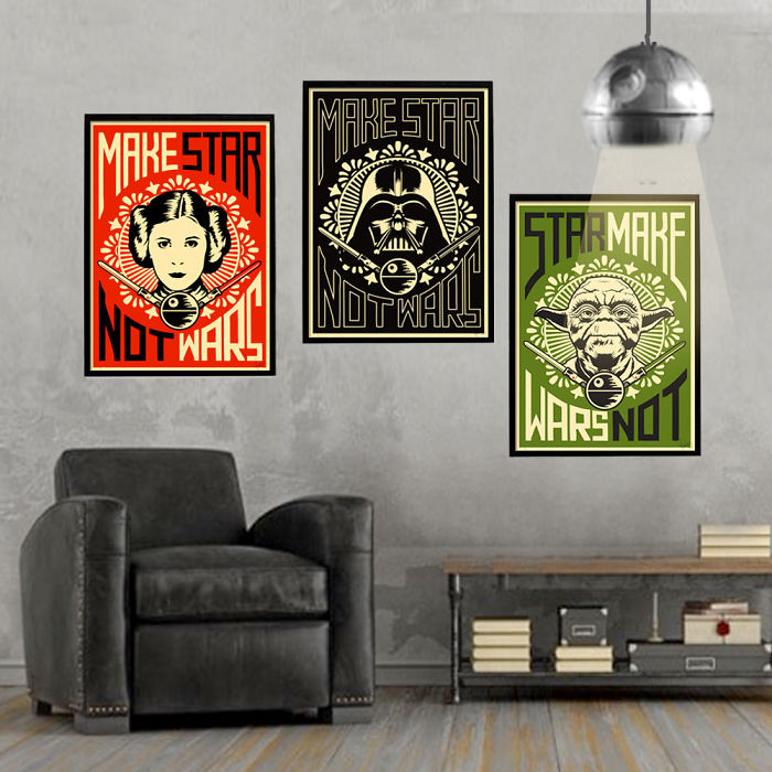 As A Huge Fan Of Obey And Star Wars…