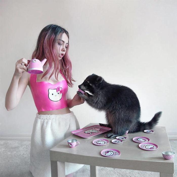 Meet Ellen Sheidlin, The Russian Artist Who Is Daring With Her Works On Instagram