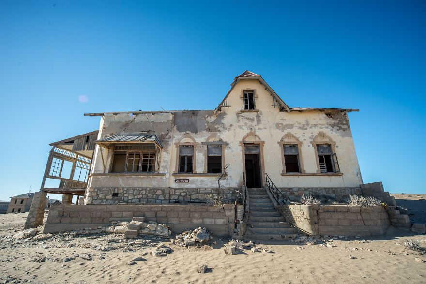 I Visited Namibia's Most Famous Ghost Town