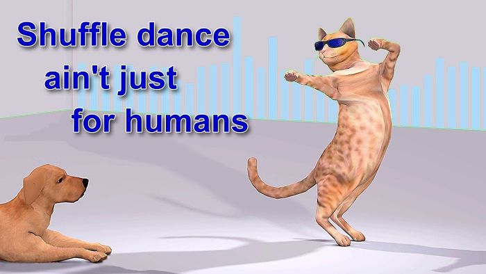 Just Dance; Lucifurr Style!