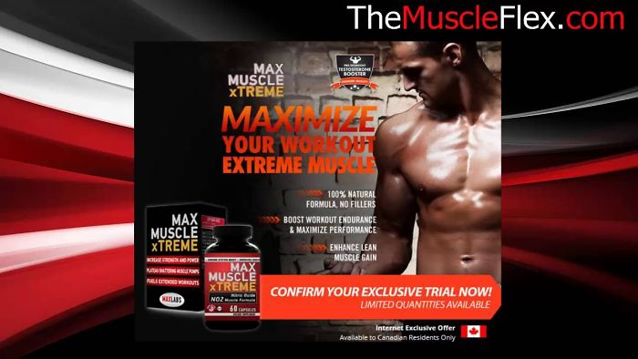 Max Muscle Xtreme: Build Muscle Naturally, Benefits And Price