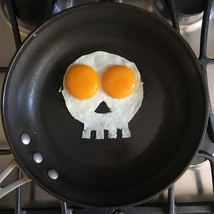 Mexican Artist Turns Eggs Into Amazing Works Of Art And You're Sure To Want One Of Those At Breakfast