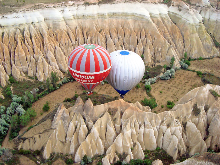 Cappadocia Fairyland – Sharing 21 Photos And A Video Of My Hot Air Balloon Rides During The 5 Years I Spent Flying In Cappadocia, Turkey. Hope Someone Likes It.