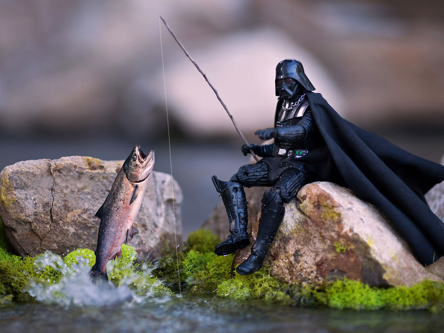 20+ Amazing And Hilarious Star Wars Toy Photos By Pro Toy Photographer Mitchel Wu
