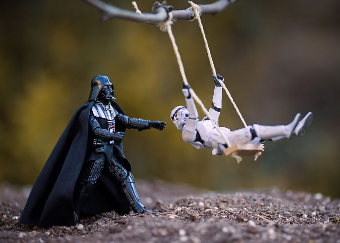 35 Amazing And Hilarious Star Wars Toy Photos By Pro Toy Photographer Mitchel Wu