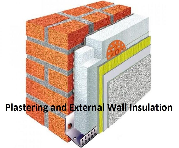 Importance Of Best Plastering & Wall Insulation Services