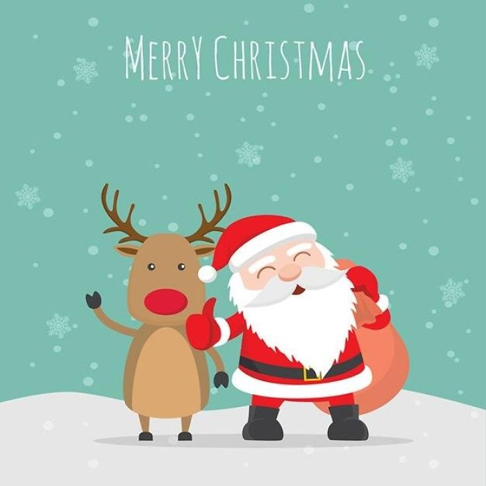 Happy Merry Christmas To All
