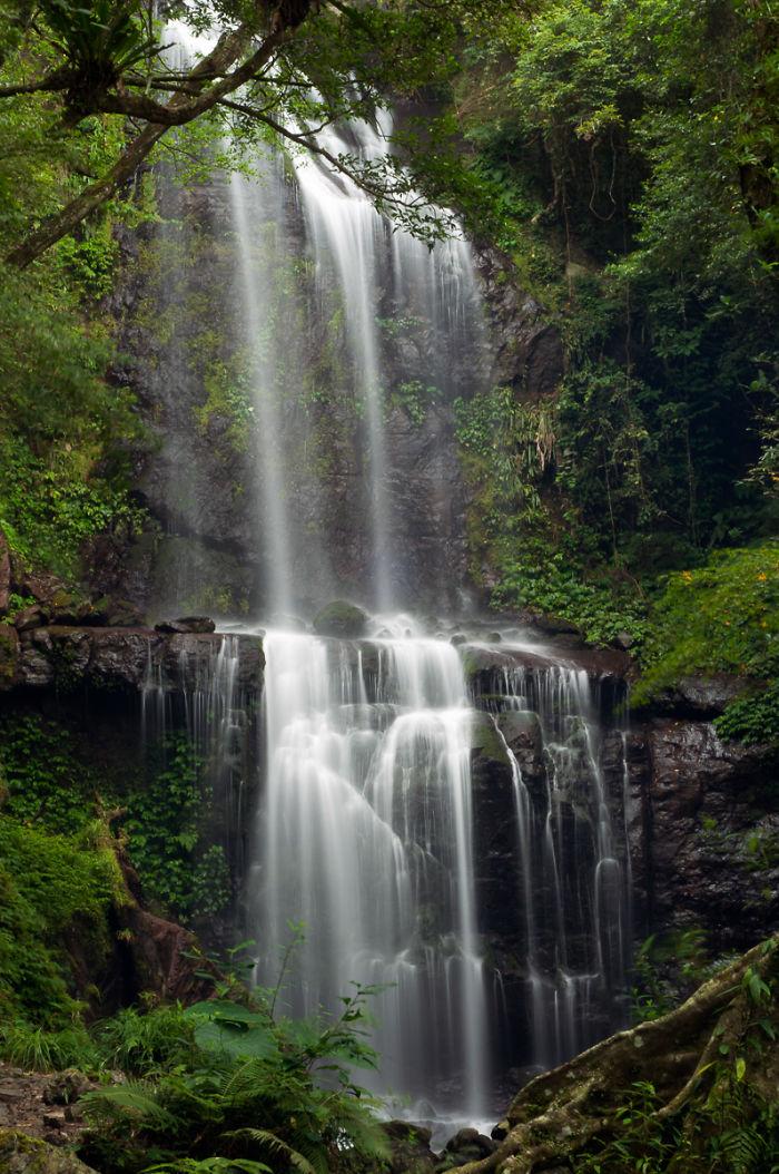 Yun Sen Falls, Sanxia