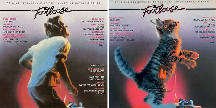 Vicces-Kitten-Album-borítók
