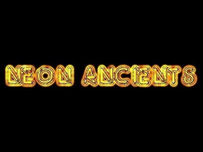 Neon Ancients By Breeze Canyon
