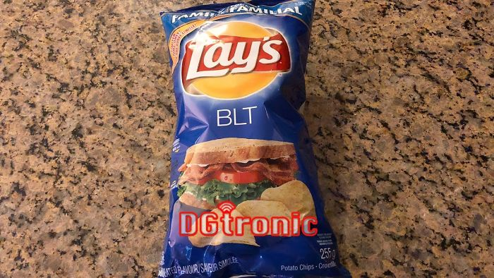 Lays Blt Chips Review Video