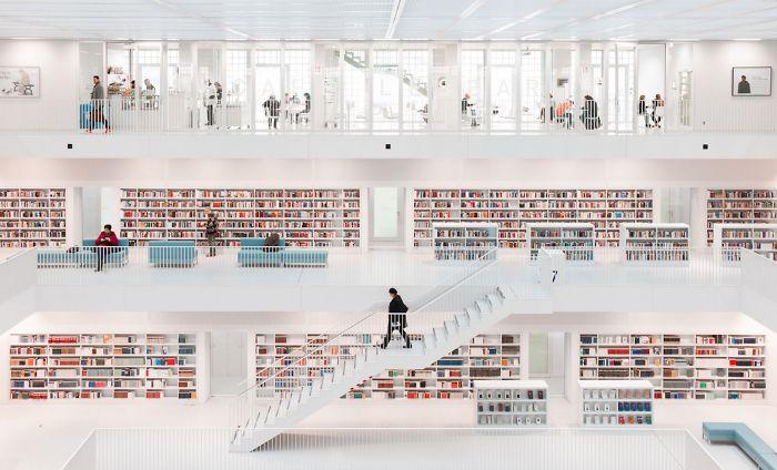 Templo De Libros Iii, Hans-Martin Doelz (1º En Arquitectura Y Espacios Urbanos)