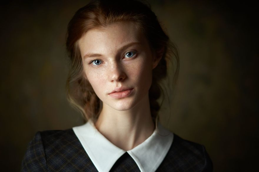 Dasha By Alexander Vinogradov (3rd In Fascinating Faces And Characters Category)