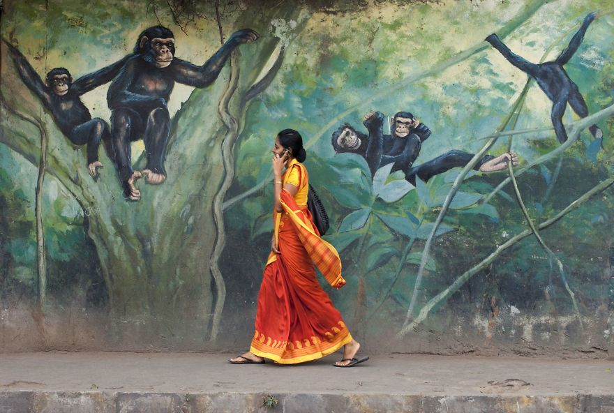 Eve-Teasing By Pronob Ghosh (3rd In Journeys & Adventures Category)