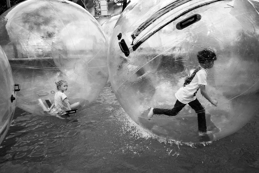 Playground By Wenpeng Lu (2nd In General Monochrome Category)