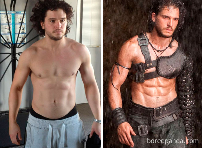 35 actors who underwent dramatic transformations for a