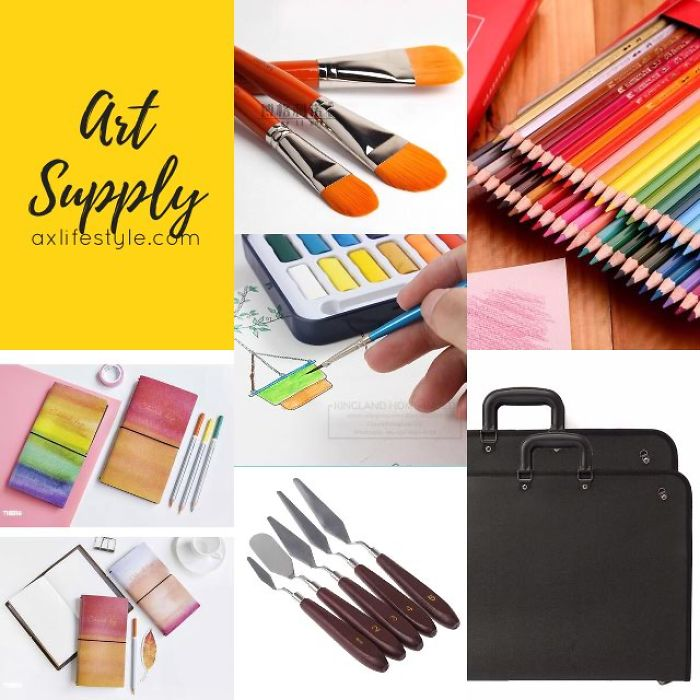 Essential Art Supplies You Should Be Using As An Artist – Our Top 5 List