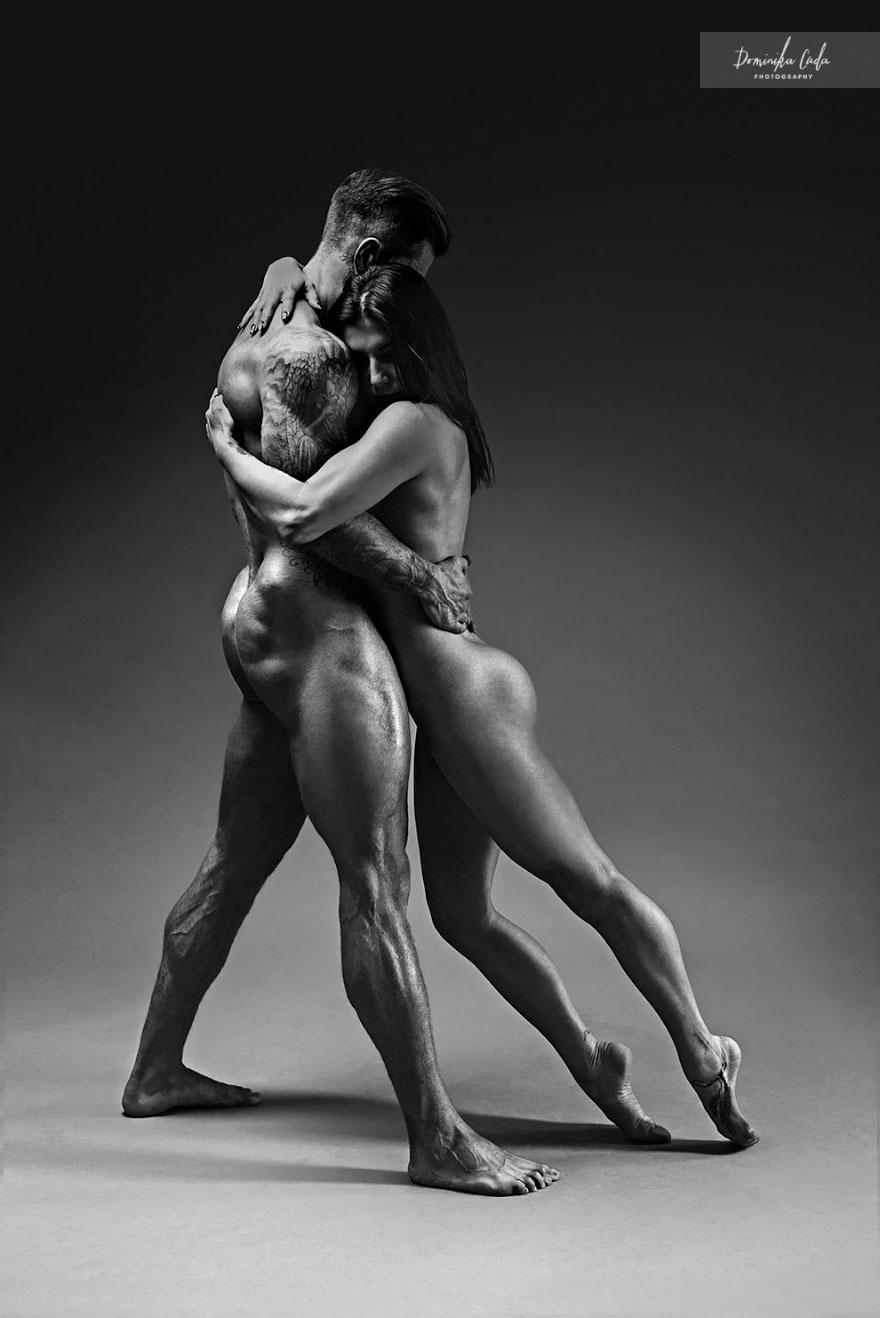 Athletes nude calendar