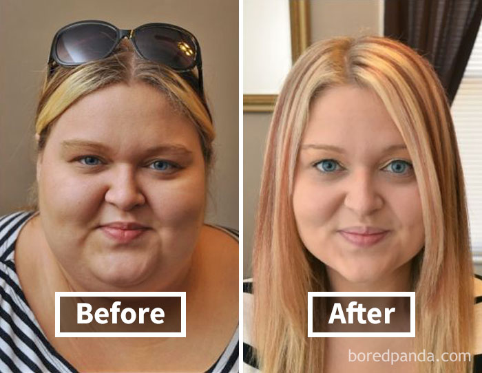 128 Amazing Before After Pics Reveal How Weight Loss Changes Your