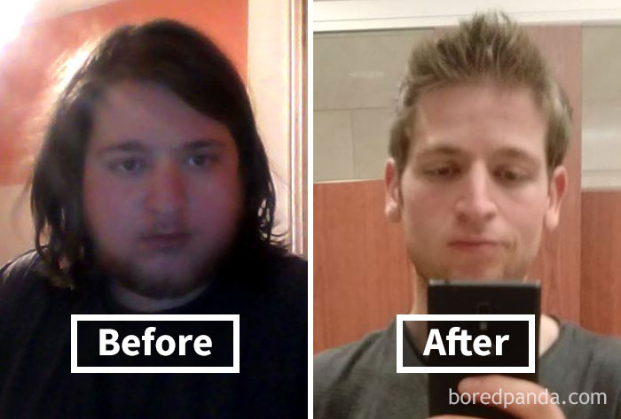 I Lost 185 Lbs. Focus Switch From Losing It To Getting Fit