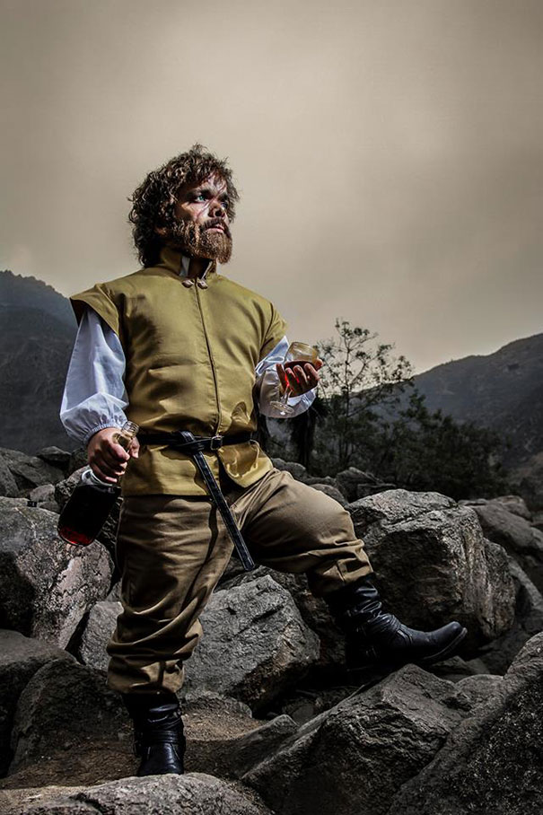 Tyrion Lannister Cosplay