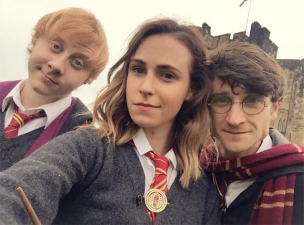 Best Harry Potter Cosplay | Bored Panda