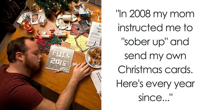 9 Years Ago Mom Told Son To Sober Up And Make His Own Christmas