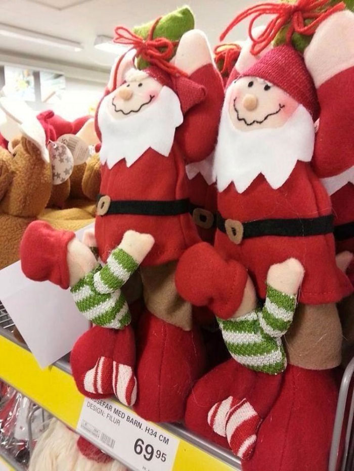This Christmas Decoration Got Pulled From The Stores Because Of Its Unintentional Perversion
