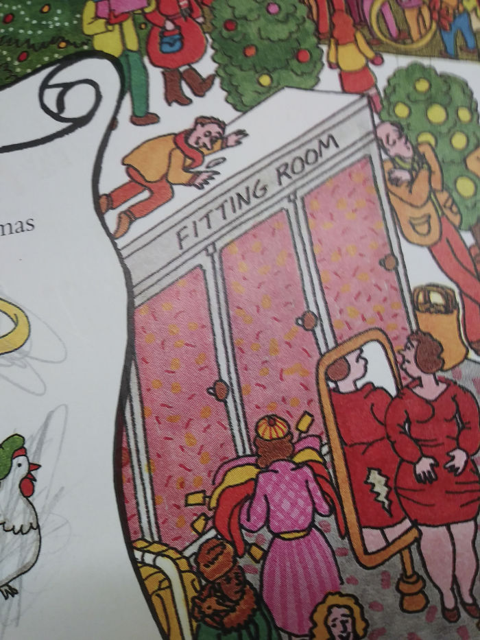 This 12 Days Of Christmas Seek And Find Book For Children