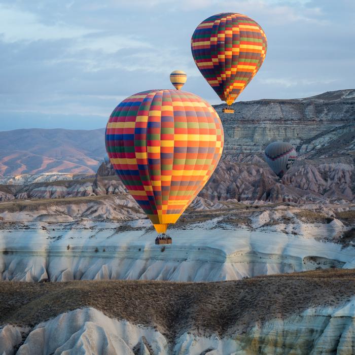 Discovering The Magic Of Cappadocia In Turkey