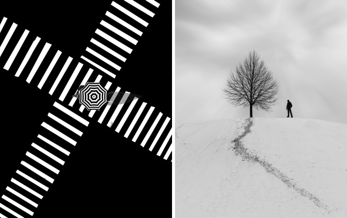 Artist Spots Patterns And Shapes In Everyday Life, Creates Beautiful Minimal Photos