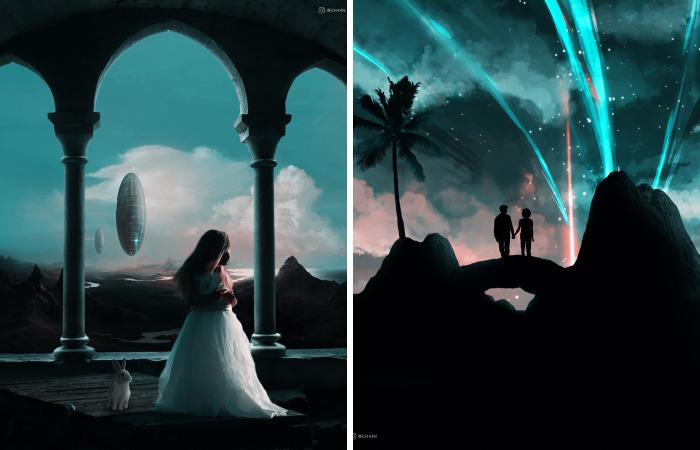 Darkcyan Artwork By Ch44n