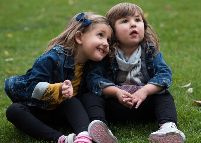 My Toddler Daughter And Her Bff Are Fighting The Same Ultra-Rare Disease And Have Been Given An Incredible Gift This Holiday Season!